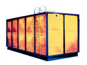 FRP组装式水箱